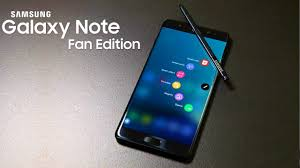 galaxy note 7 fan edition the galaxy note fan edition reclaiming note 7 s lost glory