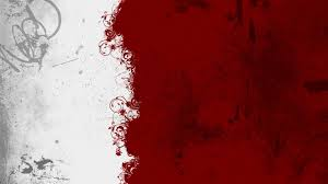 red and white grunge texture wallpaper 3405