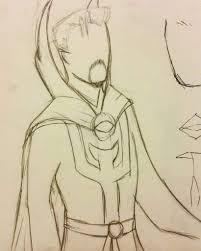 stephen strange sketches comics amino