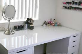 Ikea Micke Desk Makeup Opportunity Bedroom Ikea Desk Makeup Hampedia