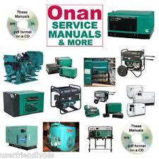 onan 65 genset manual 28 images onan generator repair manual