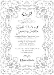 laser cut wedding programs instant diy wedding program fan template lace for