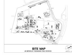 Berkeley Campus Map Directions Connected Corridors Program