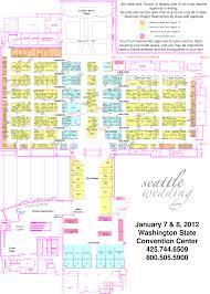 floor plan convention floor plan layouts pinterest seattle