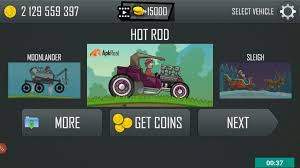 hill climb racing mod 1 35 3 unlimited fuel coins no ads mods - Hill Climb Racing Apk Hack