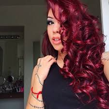 how chelsea houska dyed her hair so red her hair salice rose pinterest rose hair coloring and red hair