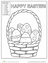free printable easter worksheet kids crafts worksheets