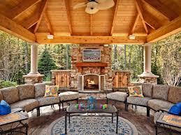 Backyard Fireplace Ideas Outdoor Fireplace Plans Hgtv