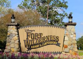 Fort Wilderness Map Fireworks U0026 Fun At Fort Wilderness Campground Touringplans Com