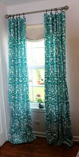 Emerald Green Curtain Panels by Best 25 Turquoise Curtains Ideas On Pinterest Turquoise