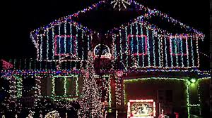 Christmas House Light Show by Cadger Family Christmas Light House In Meridian Idaho 2012 Youtube