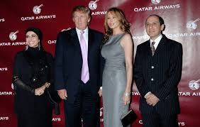 The Trump Family by Donald U0027s Middle East Duplicity The Shocking Truth About Trump U0027s