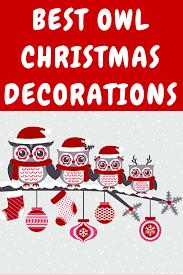 best owl christmas decorations u2022 birding fever