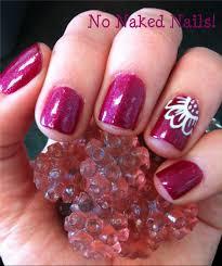 simple natural nail designs