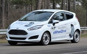 bronco prototype ford shows off electric fiesta prototype photo gallery