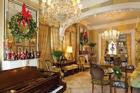 Home Decorated For Christmas by New Orleans Home Showcases Yuletide Spirit Southern Lady Mag