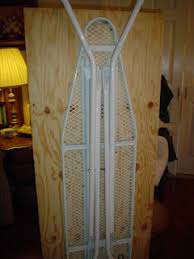 quilting ironing board table make your own quilting ironing board i don t quilt and i have no