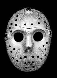Jason Mask Buckle Friday The 13th Hockey Mask Jason