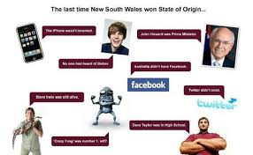 State Of Origin Memes - state of origin meme on twitter rlw mole the last time nsw won