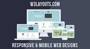 responsive and mobile website templates