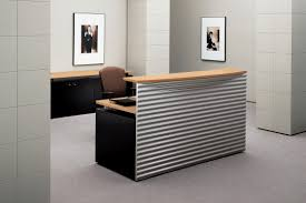 Modular Reception Desks Modular Reception Desk Wooden Metal Juno Global A D