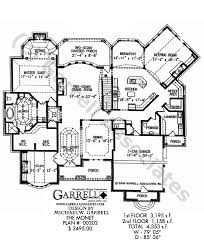 home plans with elevators monet house plan estate size house plans