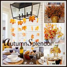 home decor simple autumn decorations home amazing home design