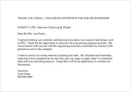 Subject Line For Resume Ideas Collection Simple Thank You Email After Interview Template