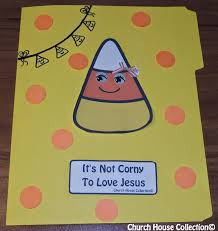 church house collection blog candy corn folder craft for kids