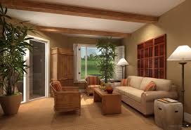 Brown Themed Living Room by Decorating Living Room Corners Home Art Interior