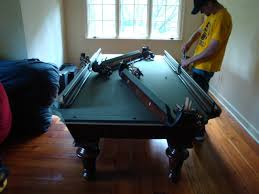 How To Move A Pool Table by How To Move Your Most Difficult Items Moveme Blog