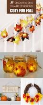 fall decorations to make at home ideas for fall decorating at home