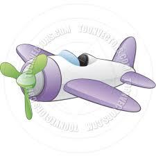 cartoon airplane by mumut toon vectors eps 43960