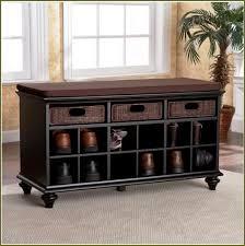 Modern Shoe Storage Bench Modern Shoe Cabinet Design Home Design Ideas