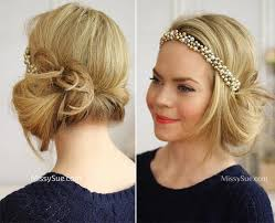 flapper headband diy retro hairstyle tutorials 6 diy vintage hairstyles fashionisers