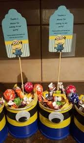 minion baby shower decorations minion centerpieces minion birthday party minion