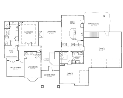 rambler house plans the mcmillan floor plan u2013 signature