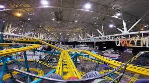 In Door by I X Indoor Amusement Park 2015 Youtube