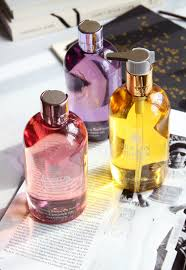 new from molton brown the patisserie parlour gourmand collections