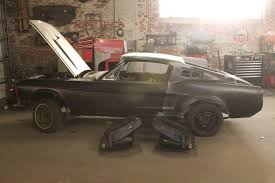 first mustang ever made 1968 ford mustang fastback fantomworks