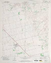Washington Dc Ward Map by