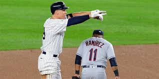 Yankees Prospect Showdown Aaron Judge Vs Gary Sanchez - positional breakdown of indians yankees for alds game 5
