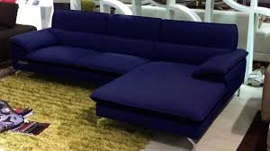 Blue Sectional Sofa With Chaise by Breathtaking Design Blue Sectional Sofa Featuring Blue Sapphire