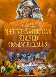 halloween jigsaw puzzles for adults native american shaped jigsaw puzzles jigsaw puzzles for adults