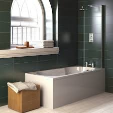 28 shower baths 1700 wickes keyhole shower bath white shower baths 1700 premier 5mm eternalite marina keyhole shower bath 1700 x 800mm