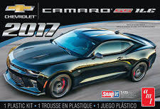 model camaro amt 2017 camaro ss 1le snap it model kit 1 25 ebay