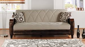 Convertible Storage Sofa by Guest Room Rigo Convertible Sofa W Storage U0026 Click Clack
