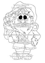 jolly holly christmas coloring book instant download