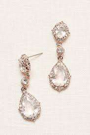 earrings for prom prom accessories prom jewelry david s bridal