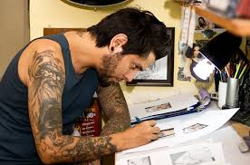 one in five tattoo inks in australia contain carcinogenic chemicals